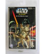 Star Wars Luke Skywalker 1996 Diecast Keychain ... - $11.60
