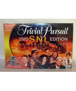 Trivial Pursuit DVD SNL Edition Saturday Night ... - $15.43