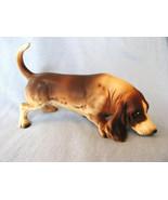 Vintage Norcrest Basset Hound Figurine Japan A243 - $20.00