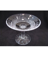 Vintage Waterford Crystal Compote Glandore 5 inch - $58.00