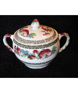 Johnson Bros Sugar Bowl Indian Tree Green Key - $20.00