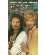 Terms Of Endearment VHS Debra Winger Shirley Ma... - $2.99