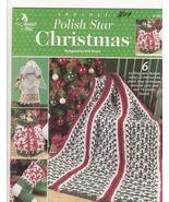 Polish Star Christmas Crochet Patterns Annie's ... - $5.99