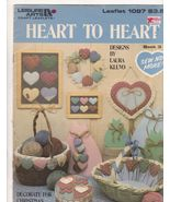 Heart to Heart Sewing Decorating Patterns Stuff... - $2.99