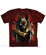 The Mountain T-Shirt Egypt Egyptian Anubis Sold... - $21.54 - $24.48