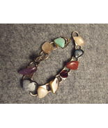 Semi-precious stone Bracelet - $5.95