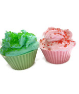 cupcake bath soaps. set of 2. bath. beauty, des... - $7.99