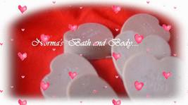 chocolate soaps, heart soap, glycerin soap, han... - $2.95