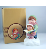 Vintage Avon Joy to the World porcelain musical... - $20.00