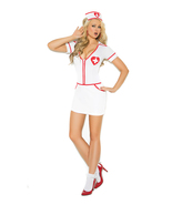 Sexy Elegant Moments Heart Throb Hottie Nurse H... - $36.99
