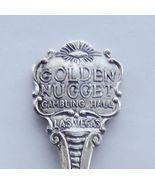 Collector Souvenir Spoon USA Nevada Las Vegas G... - $17.99
