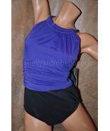 NWT MiracleSuit Magicsuit 1PC 10 Jennifer High ... - $69.98