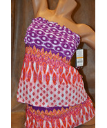 NWT 2PC S Kenneth Cole OH SO SARI Smocked Tube ... - $54.99