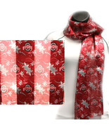 Ohio State Buckeyes Floral Scarves - $19.00