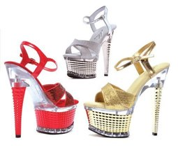 Ellie Shoes, Inc. Disco 6