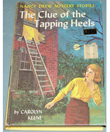Nancy Drew #16 Clue of Tapping Heels Orig Text PC - $14.99