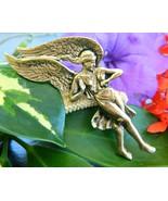 Museum Of Fine Arts MFA Angel Brooch Pin Winged... - $19.95