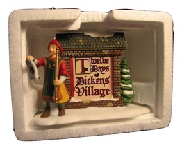Department 56 58467, The 12 Days Of Dickens Vil... - $40.00