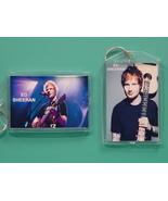 Ed Sheeran - 2 Photo Designer Collectible Keych... - $9.95