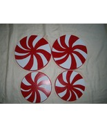 Christmas candy burner covers set of 4 for elec... - $14.95