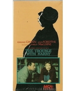 The Trouble With Harry VHS Alfred Hitchcock Joh... - $4.99