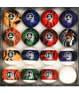 Pool Table Cue Ball Set Billiard Equipment Chea... - $65.19
