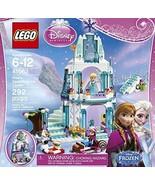 Disney LEGO Frozen Princess Elsa's Sparkling Ic... - $49.81