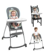 Baby Toddler High Chair 3 in 1 Adjustable Infan... - $99.96