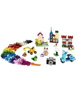 Lego Building Blocks Classic Large Toy Series C... - $80.12