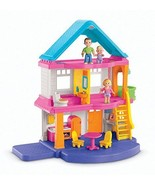 Toddler Girls Play Doll House Fisher Price Pre-... - $102.08