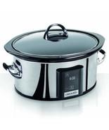Crock Pot Cooker Portable Programmable Touchscr... - $110.16