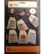 Halloween Martha Stewart Crafts 6 Spooky Night ... - $9.99
