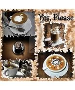 Yes, Please...Coffee Digital Art - $10.00