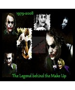 Heath Ledger as the Joker Re-Mastered Digital Art - $10.00