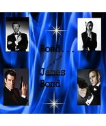 James Bond Re-Mastered Digital Art - $10.00
