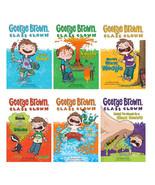 George Brown, Class Clown Lot #1-6 Paperback Bo... - $18.90