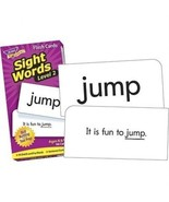 TREND Sight Words Level 2 Flash Cards NEW T53018 - $7.90