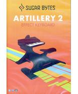 Sugar Bytes Artillery 2 II Audio Effect Keyboar... - $24.90
