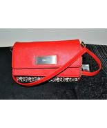NWT $178 DKNY Heritage Jacquard/Saffiano PVC Ta... - $87.12