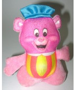 Vintage Fisher Price Cubbi Gummi Bear Rubber Ba... - $15.99