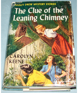 Nancy Drew #26 Leaning Chimney Orig Text DJ - $5.99