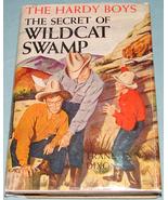 Hardy Boys #31 Wildcat Swamp Orig Text DJ - $19.99