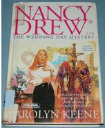 Nancy Drew #136 Wedding Day Mystery HB - $7.99