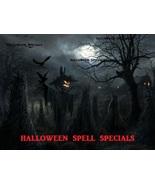 Halloween Spell Specials ALL Creepy Naughty Mea... - $29.99