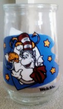 Vintage Welch's Jelly Jar Cat in the Hat The Wu... - $2.84