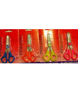 Plastic Safety Scissors 5