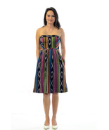 4 ANTHROPOLOGIE Edme & Esyllte Colored Tribal P... - $67.32