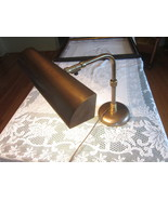 Early Vintage Emeralite Brass Bankers Desk Lamp... - $119.00