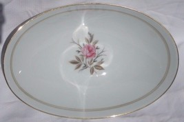 Noritake Daryl 5510  Oval Serving Bowl 9 - 3/4