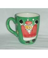 Santa Gibson Christmas Mug XL Stoneware  - $8.00